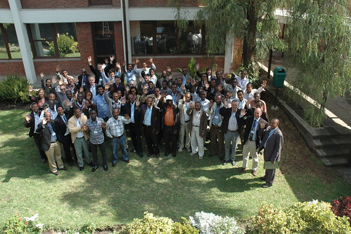 Group picture, LIVES research planning workshop