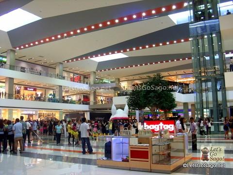 SM Lanang Premier Atrium
