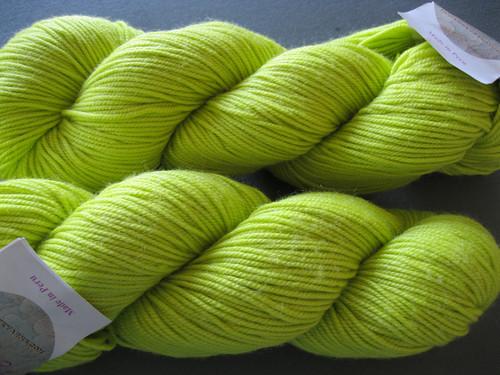 Frog Tree Pediboo - Merino/Bamboo, earmarked for a Boteh scarf