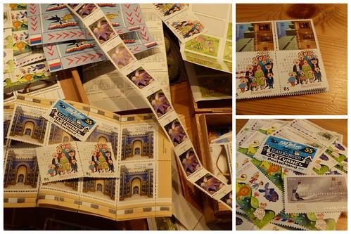 Augsburg, Kisten Briefmarken 2013-04-06