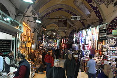 Grand Bazaar, Istabul