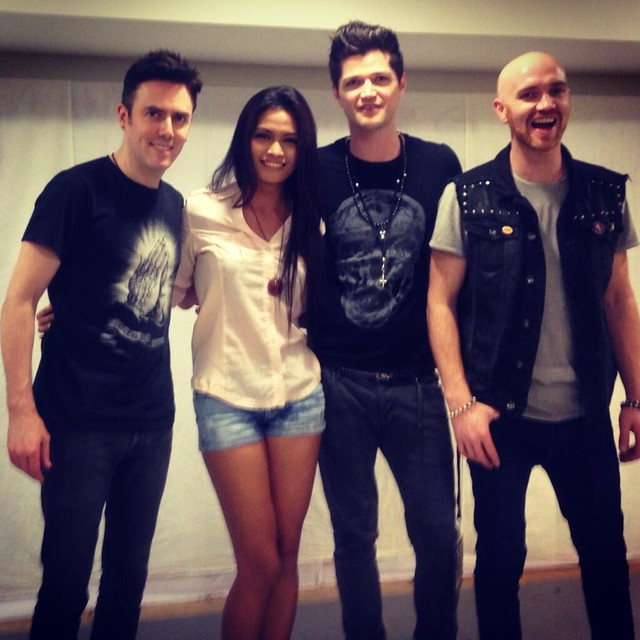 Janine and The Script