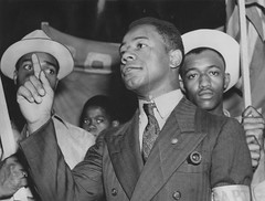 Edward Felder Urges Police Chief's Firing During Brutality Protests: 1938