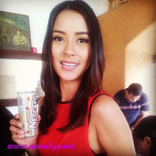 Bianca Gonzalez for Nescafe