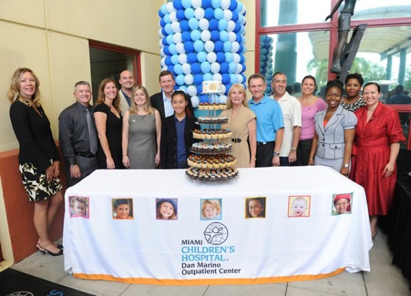 Miami Children's Hospital Dan Marino Outpatient Center ...