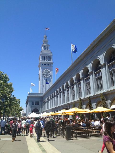 Ferry Building Farmers Market
