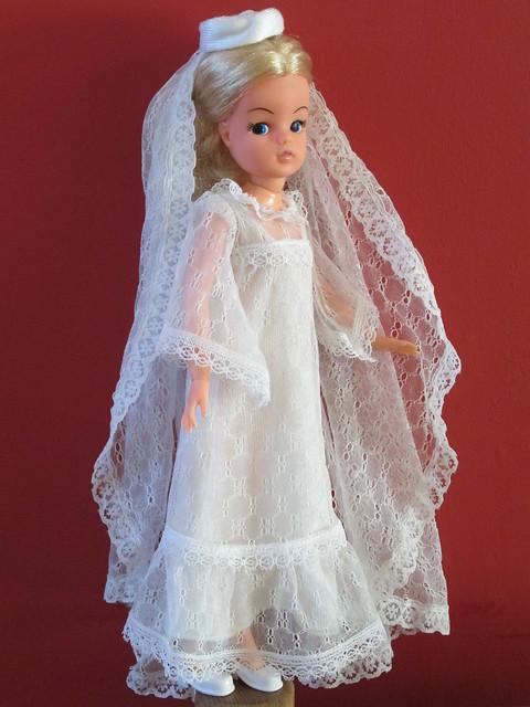Sindy: Beautiful Bride 1977
