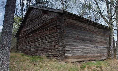 Old building Järnboda