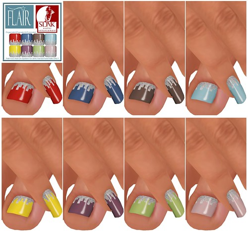 Flair - Nails Set 69