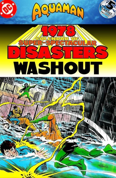 Aquaman: Times Past, 1982: Washout