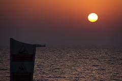 Tel Aviv, Sunset on Shabbat