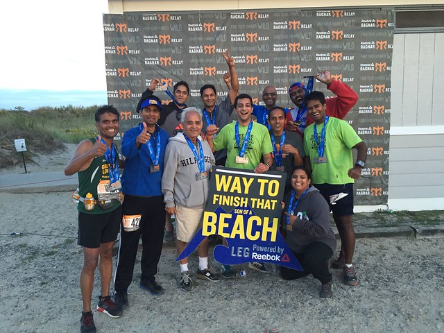 2016 Ragnar Reach the Beach
