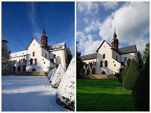 Kloster Eberbach by OK's Pics
