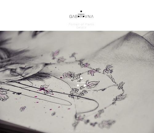 Portrait of Plants (D.O. fanart) - Details