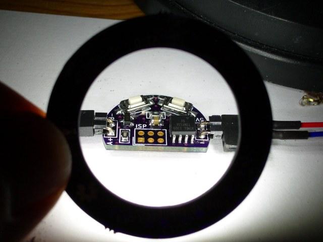 Pentax S5z LED ring