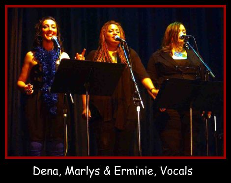 Backing vocals, Dena, Marlys & Erminie