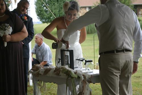 18 McSwain & Rodarte Wedding, Strawberry Plains, TN