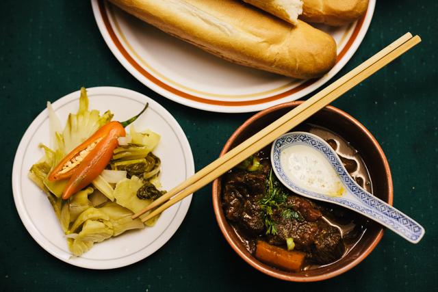 mom's vietnamese cooking