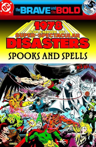 The Brave and the Bold: The Atom and Hawkman: Times Past, 1980: Spooks and Spells