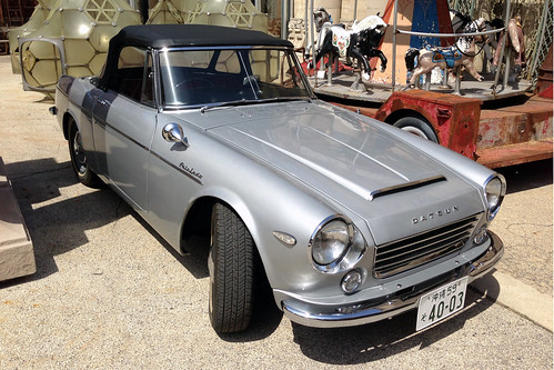 1965-1970 Datsun Fairlady SP311 a