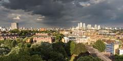 #Docklands skyline