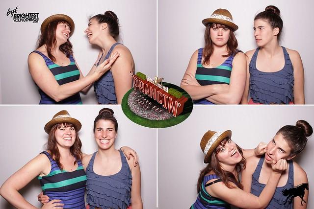 BYT Prancin Derby Day Photobooth Hill Center