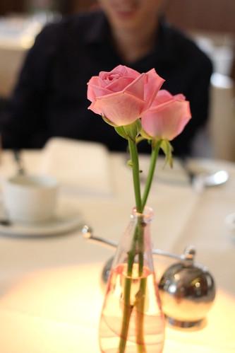 Floral Chocolate Afternoon Tea