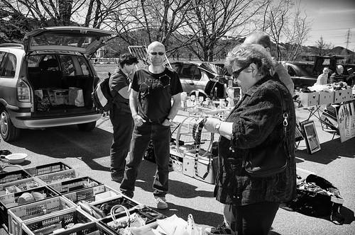 Flea Market #3 by ontourwithben