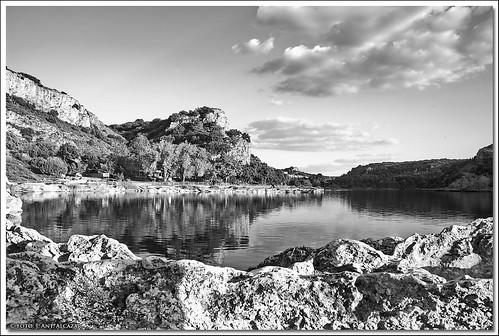 Lagunas de Ruidera, un pequeño homenaje a Ansel Adams by dedaimiel