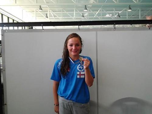 Kristina Elin NMU 2012 gull
