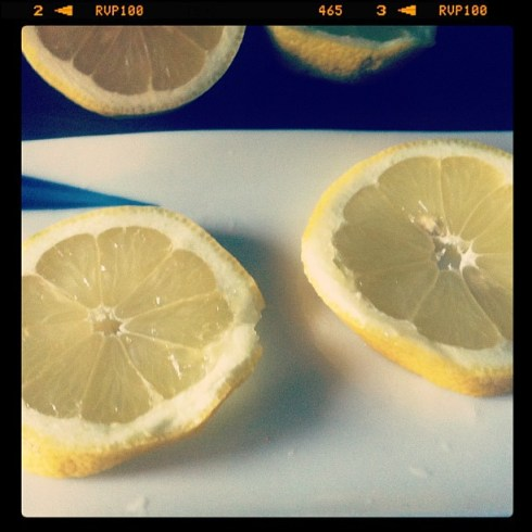 Lemons...guess for what :)