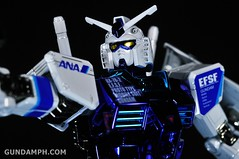 ANA RX-78-2 Gundam HG 144 G30th Limited Kit  OOTB Unboxing Review (95)