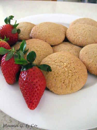 Gingernut Biscuits (2)