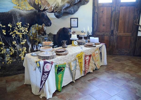 Montana Wedding