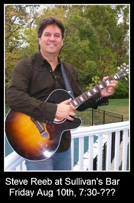 Steve Reeb 8-10-12