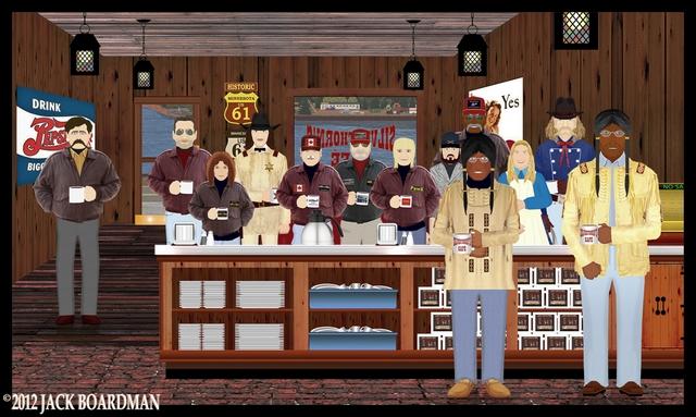 My name's Wyatt Earp IV ©2012 Jack Boardman