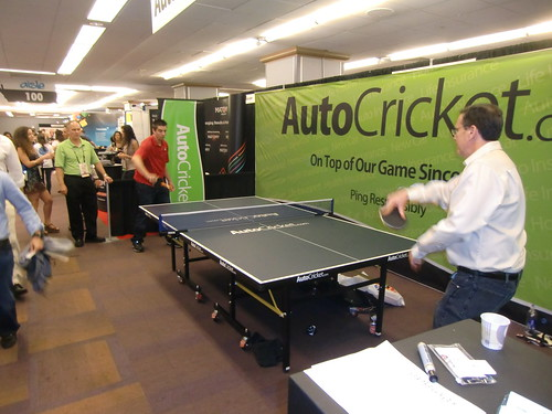 AutoCricket.com Having Fun at Affiliate Summit East 2012