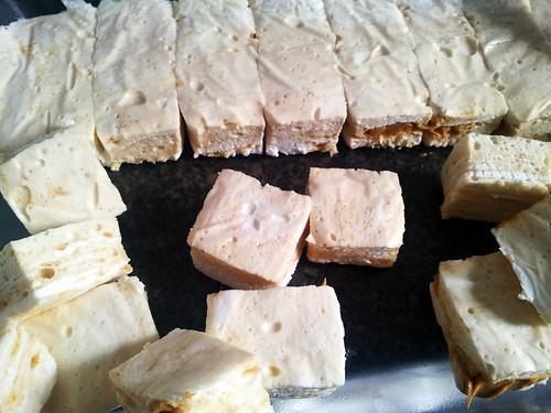 Fluffernutter Marshmallows