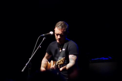Dave Hause, Cat's Cradle, Carrboro NC, 07/19/12