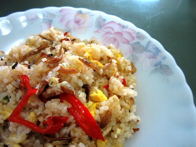 STP's kampung fried rice 1
