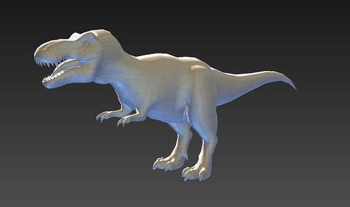 T-Rex Almost Final