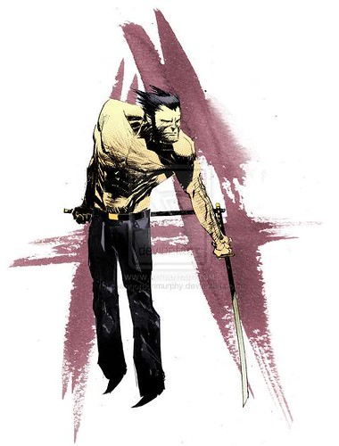 Wolverine_A_by_seangordonmurphy