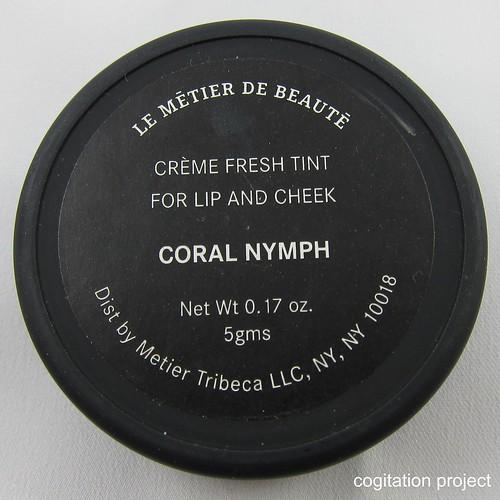 LMdB-Creme-Fresh-Tint-Coral-Nymph-IMG_2528