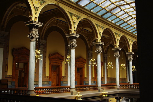 inside the Indianapolis State House