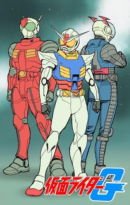 Kamen Rider Gundam