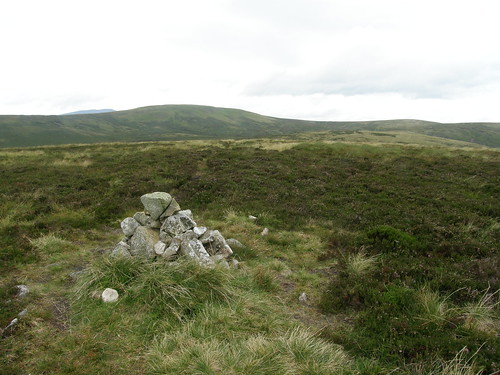 Knott from Great Lingy Hill