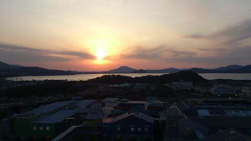 Fukuoka Sunset