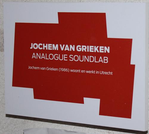 analogue soundlab at KAAP 06/07-2012