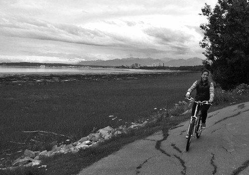 bike riding in Anchorage