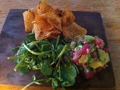Tuna Tartare - Peels